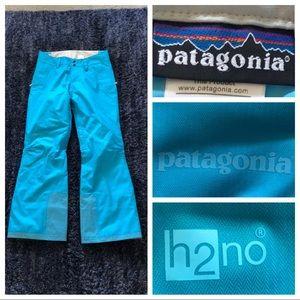 Patagonia H2No Ski Winter Pants Women's Medium